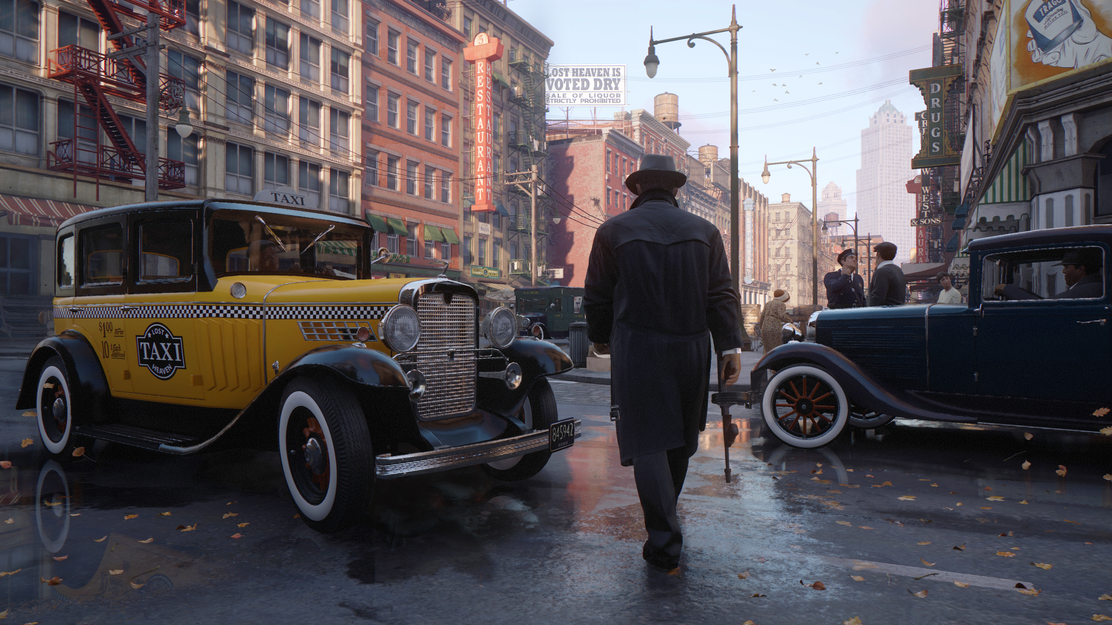 Mafia Remake Is A 'Complete Overhaul' Of The Original Game