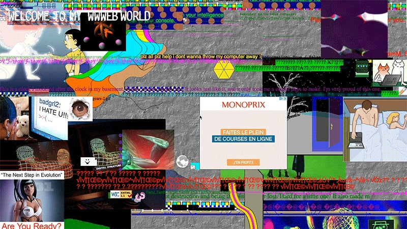 The Deep Web Is Mostly Full of Garbage
