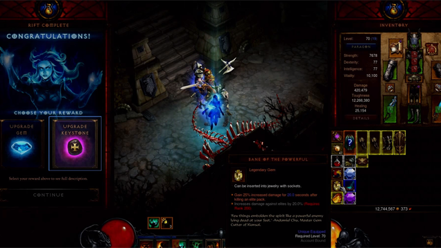 One Of The Most Difficult Things In Diablo III
