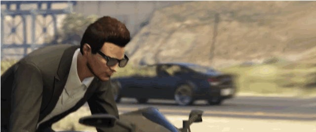 GTA Short Turns Assassination Gone Wrong into Awesome Chase Scene
