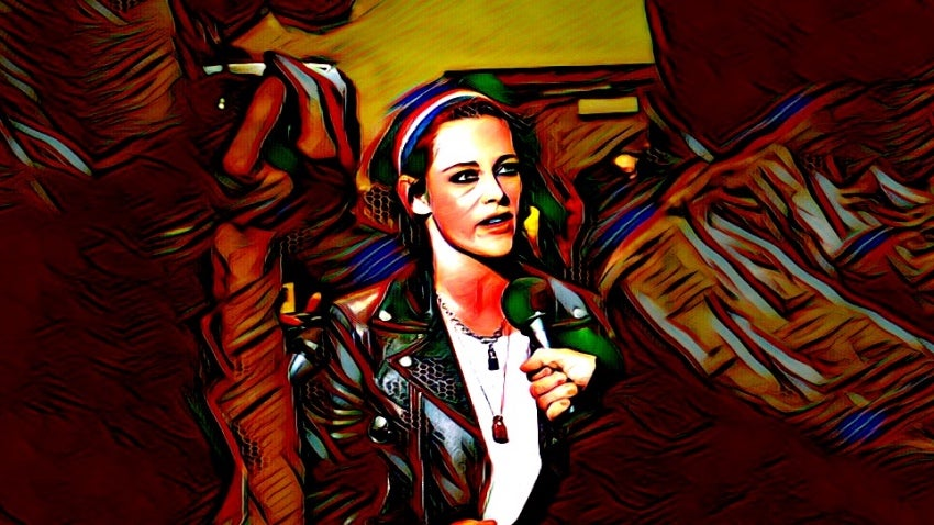 Kristen Stewart Co-Authored Research Paper About Artificial Intelligence