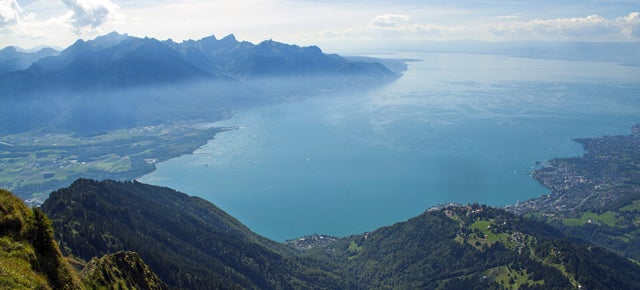 Switzerland Could Be Vulnerable to an Alpine Lake Tsunami