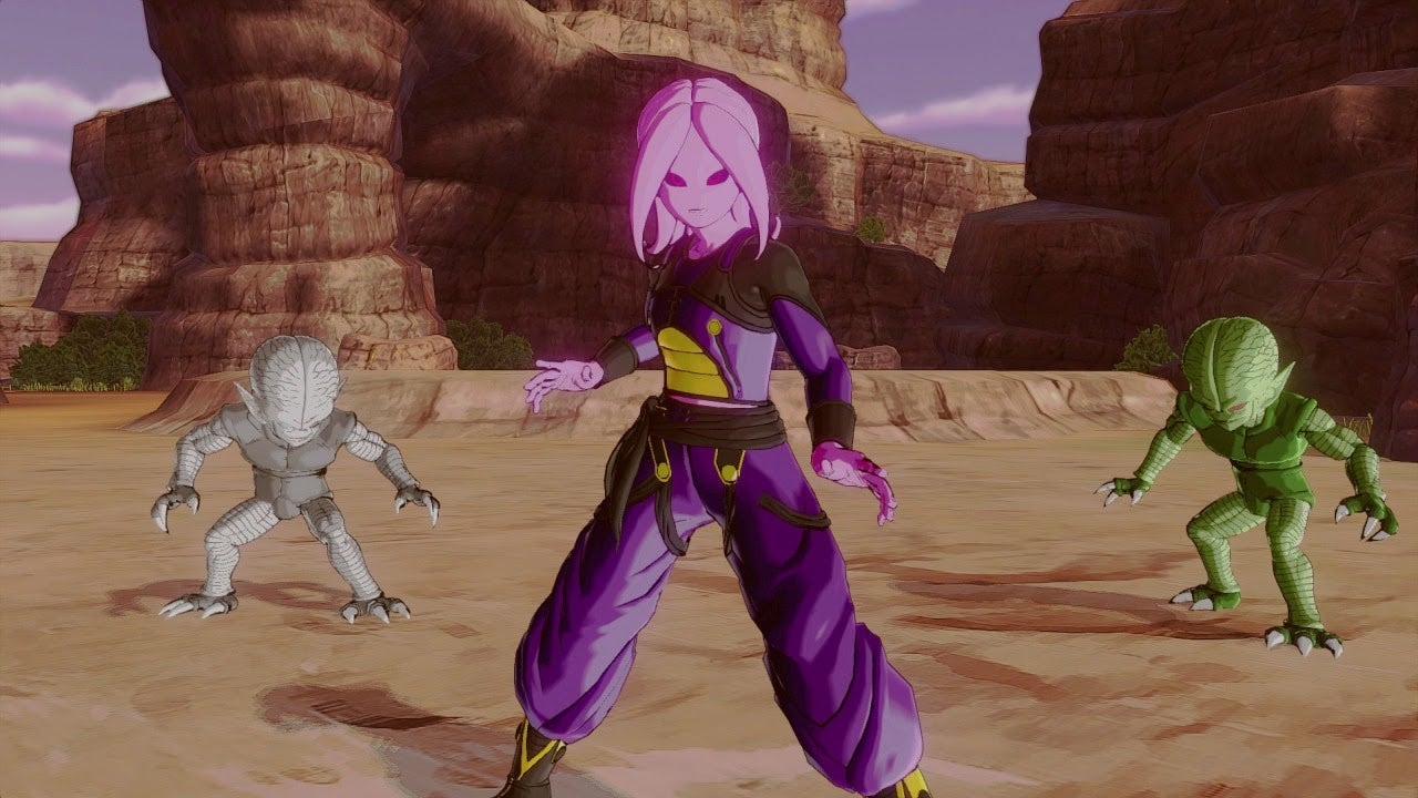 Dragon Ball Xenoverse Gave Us The Fan-Fiction We Always Wanted