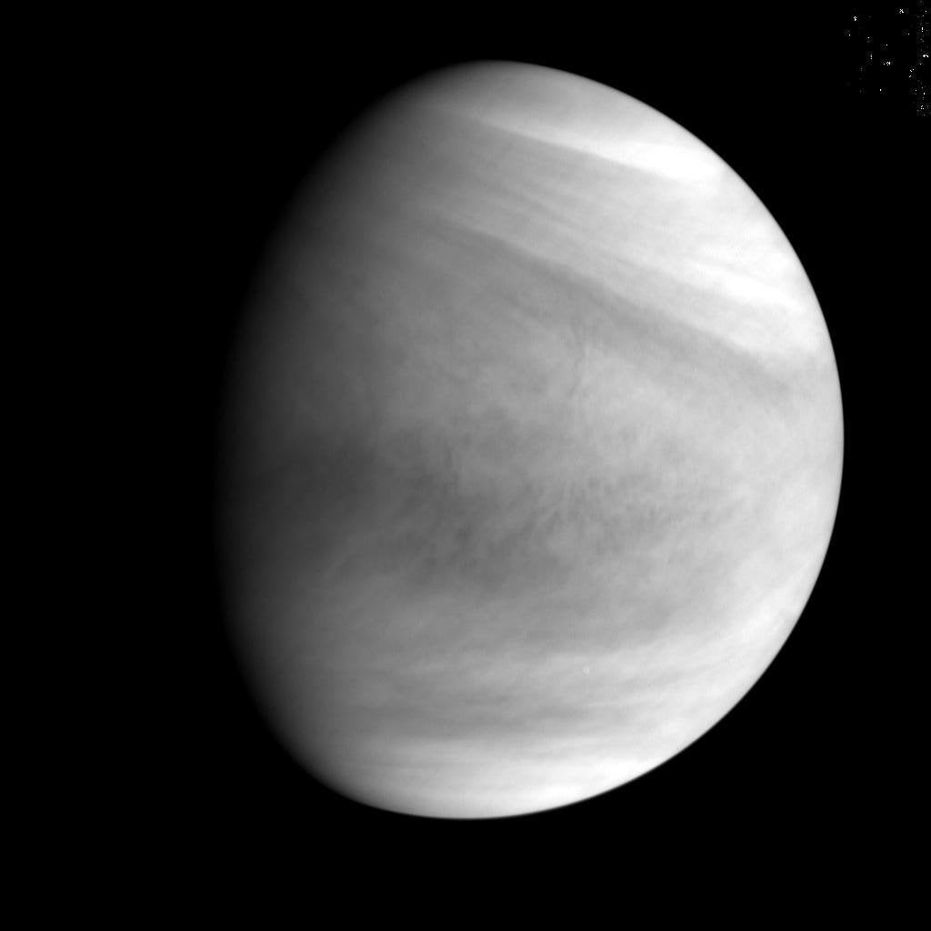 Confirmed: Akatsuki is in Orbit Around Venus!