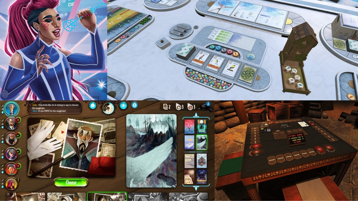 13 Board Games, RPGs, And Resources For Playing With Friends And Family Remotely