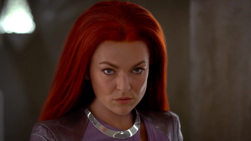 Against All Odds, Medusa's Hair Looks Absolutely Amazing In The NewestInhumans Trailer