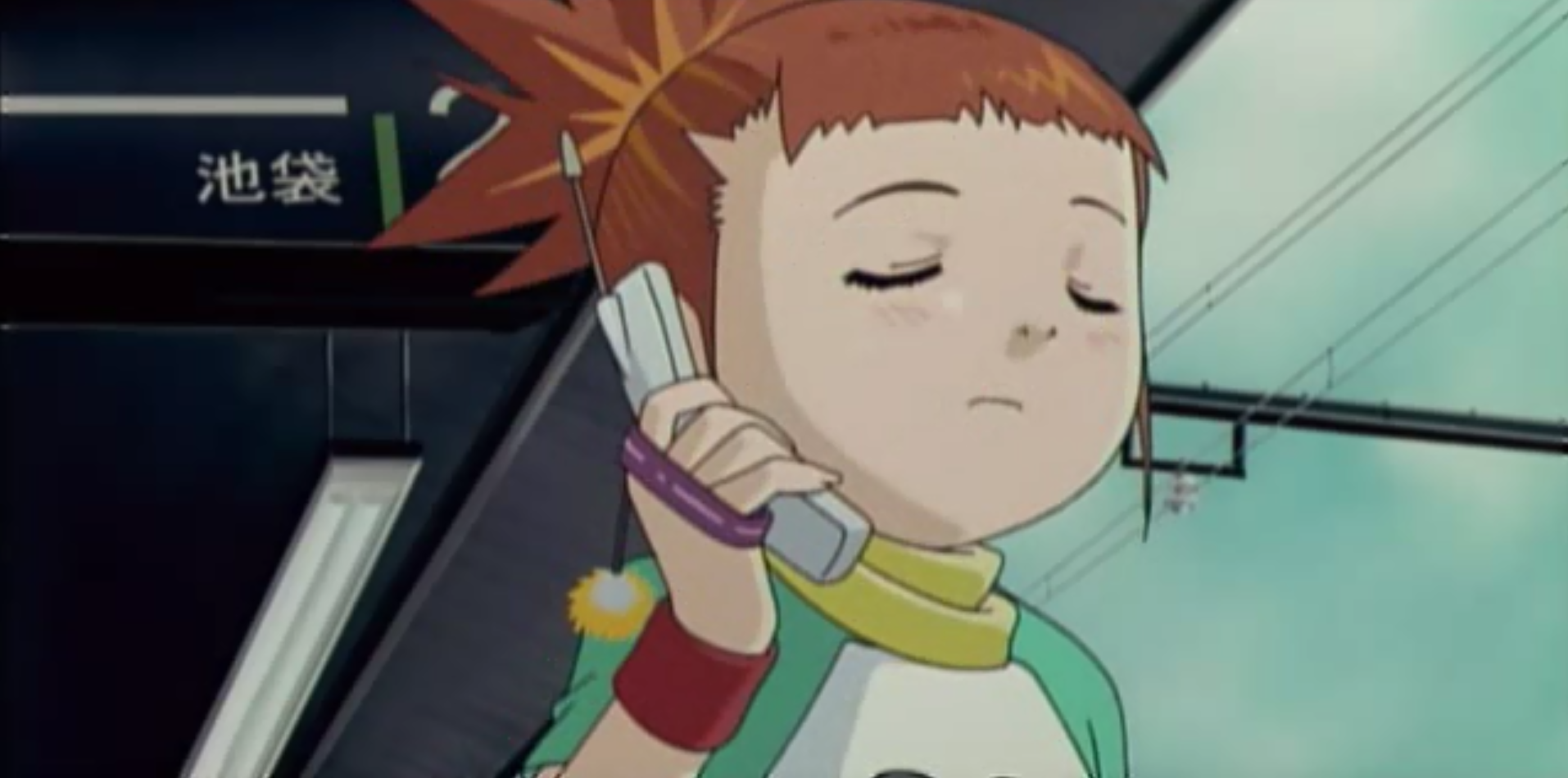 Why Rika Is The Best Character In Digimon
