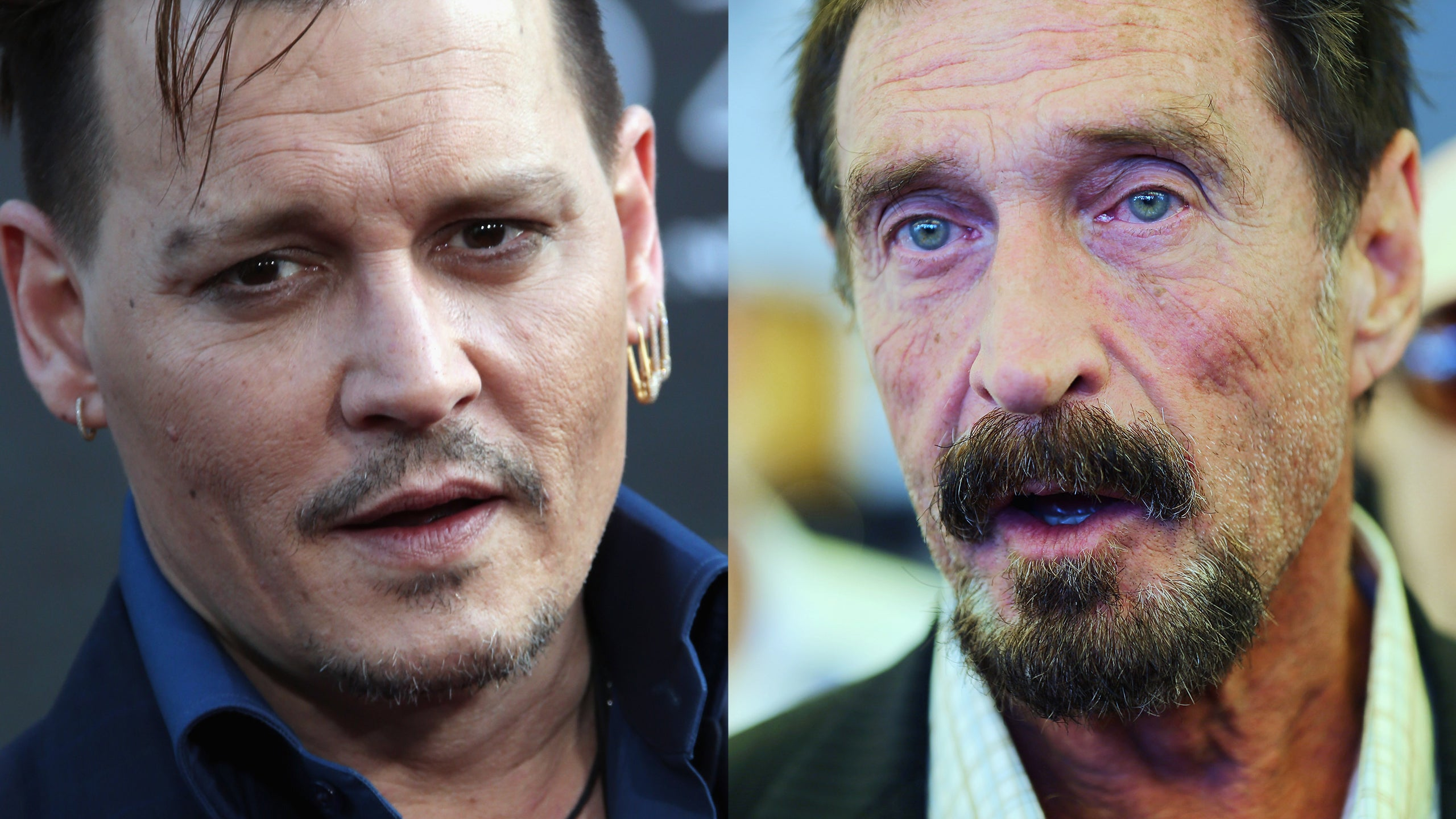 Johnny Depp Will Play John McAfee In A New Movie