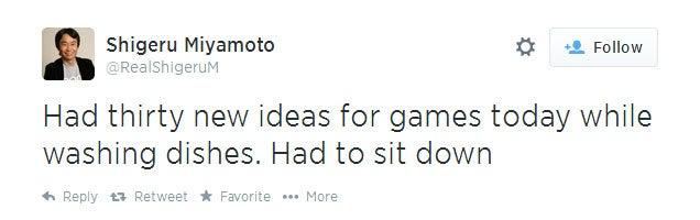 Fake Miyamoto Tweets Are Better Than Real Miyamoto Tweets