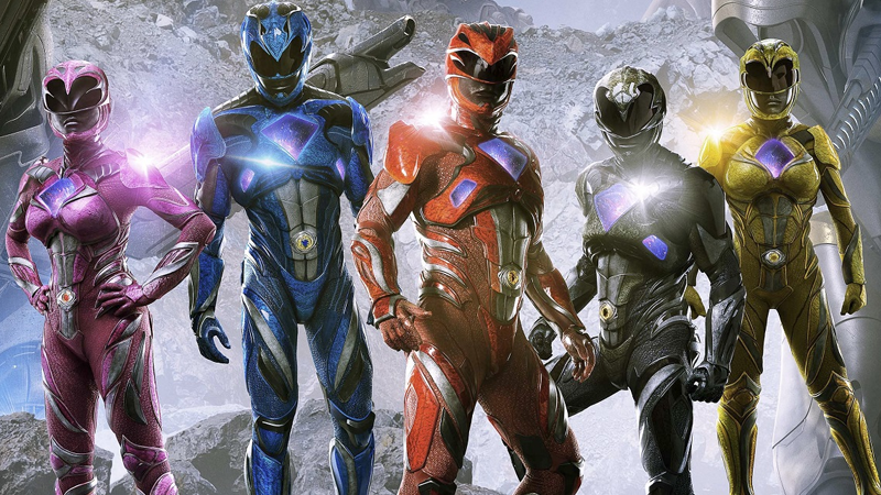 Now That It Owns Power Rangers, Hasbro Has Hopes For New Mighty Morphin' Movies