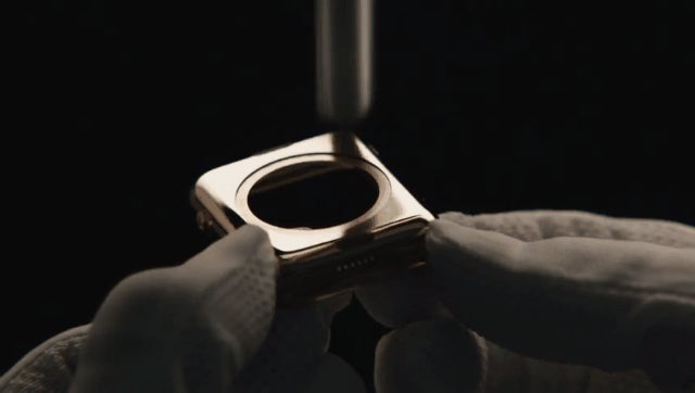 The Crazy Metallurgy Apple Is Using to Sell Its Watch