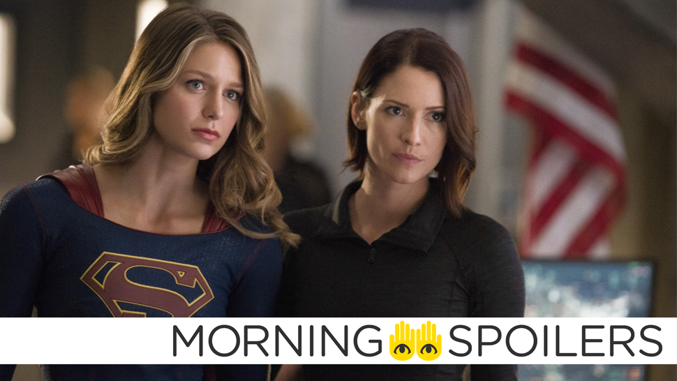 Our First Look At A Major Superman Villain's Arrival On Supergirl