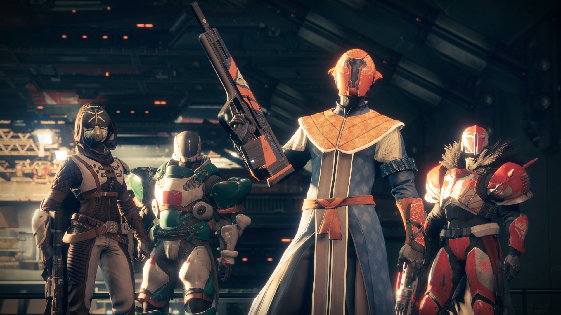 Top Players Weigh In On The Good And Bad Of Destiny 2 PvP | Kotaku