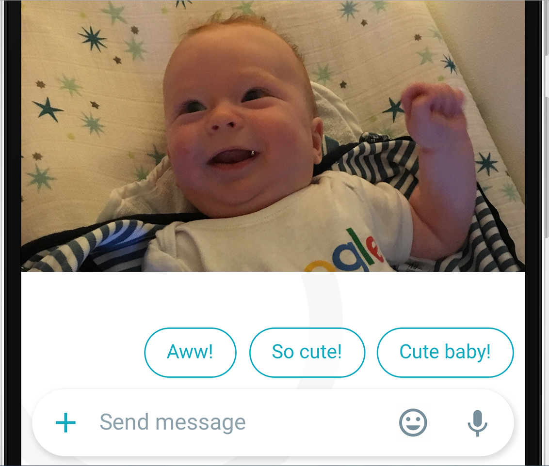 Turn Yourself Into an Emotionless Robot With Google's New Messaging App