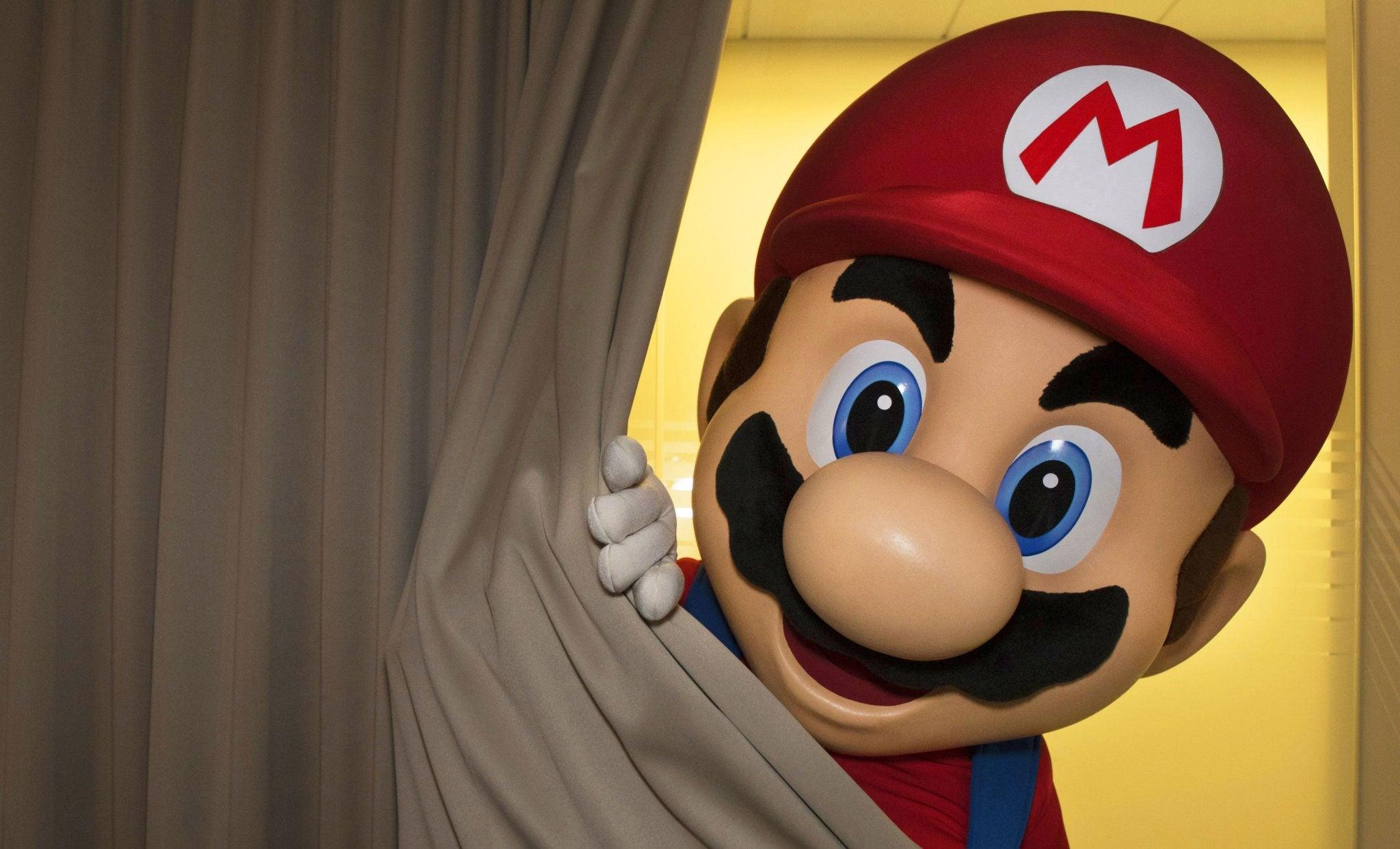 watch Nintendo NX trailer