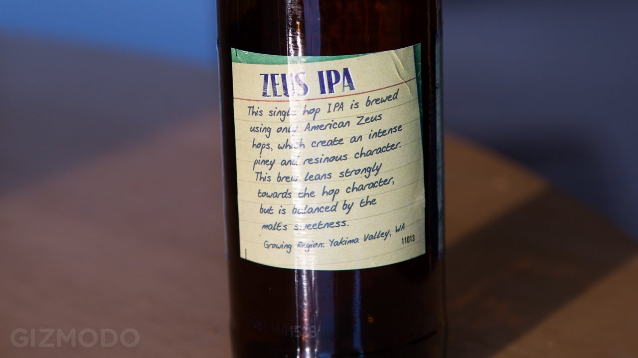 How to Drink an IPA, One Hop Flavour at a Time