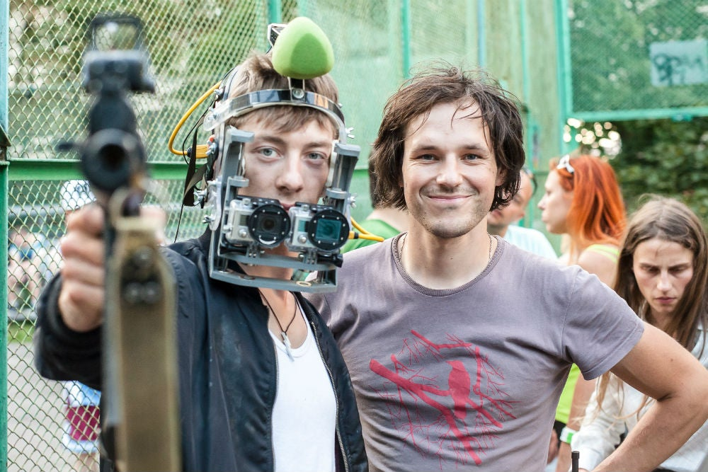Inside the World's First POV Action Movie: 'Everybody Has To Be Awake or Somebody Could Die'