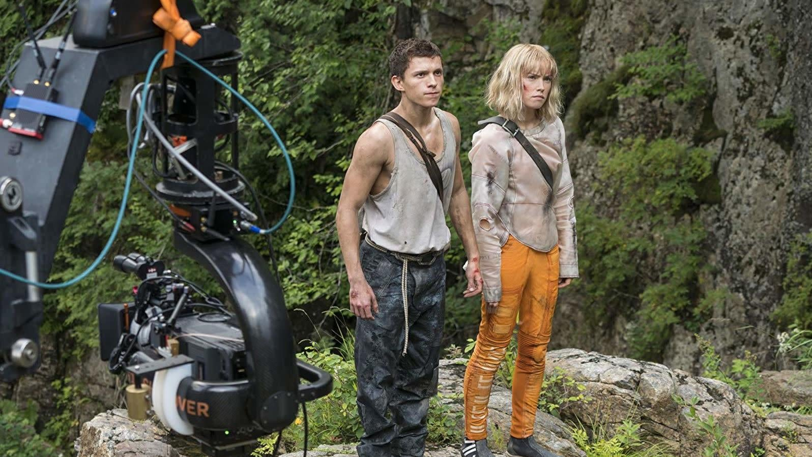 Daisy Ridley And Tom Holland's Sci-Fi Drama Chaos Walking Is Apparently 'Unreleasable'