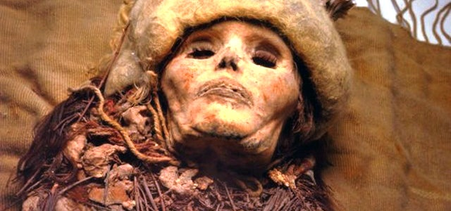World's oldest cheese found on the chest of a 3,500-year-old mummy