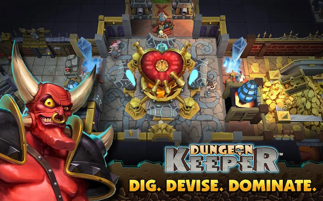 EA Can No Longer Call Dungeon Keeper 'Free' In The UK