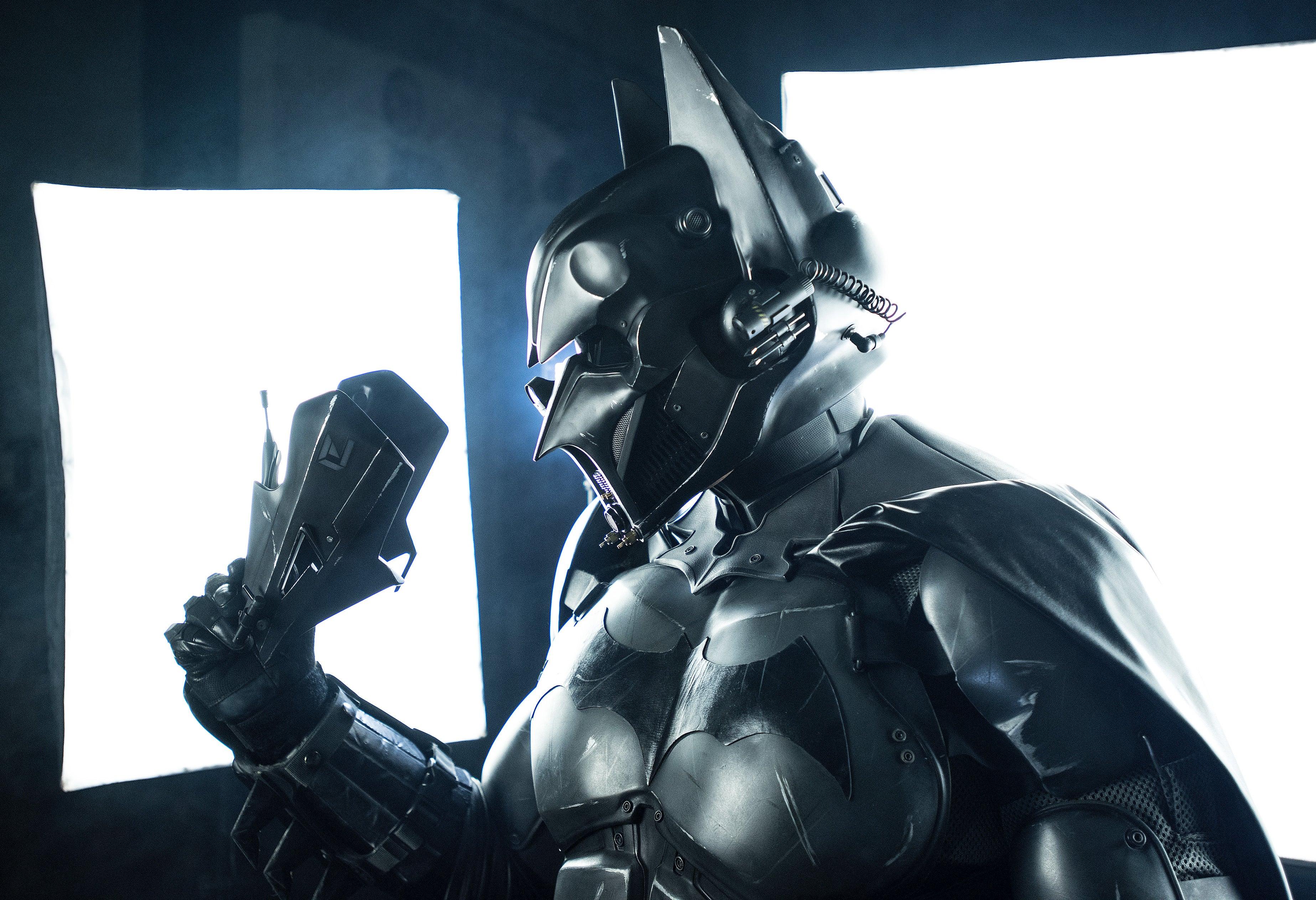 Star Wars, Batman Collide In Cosplay Extravaganza
