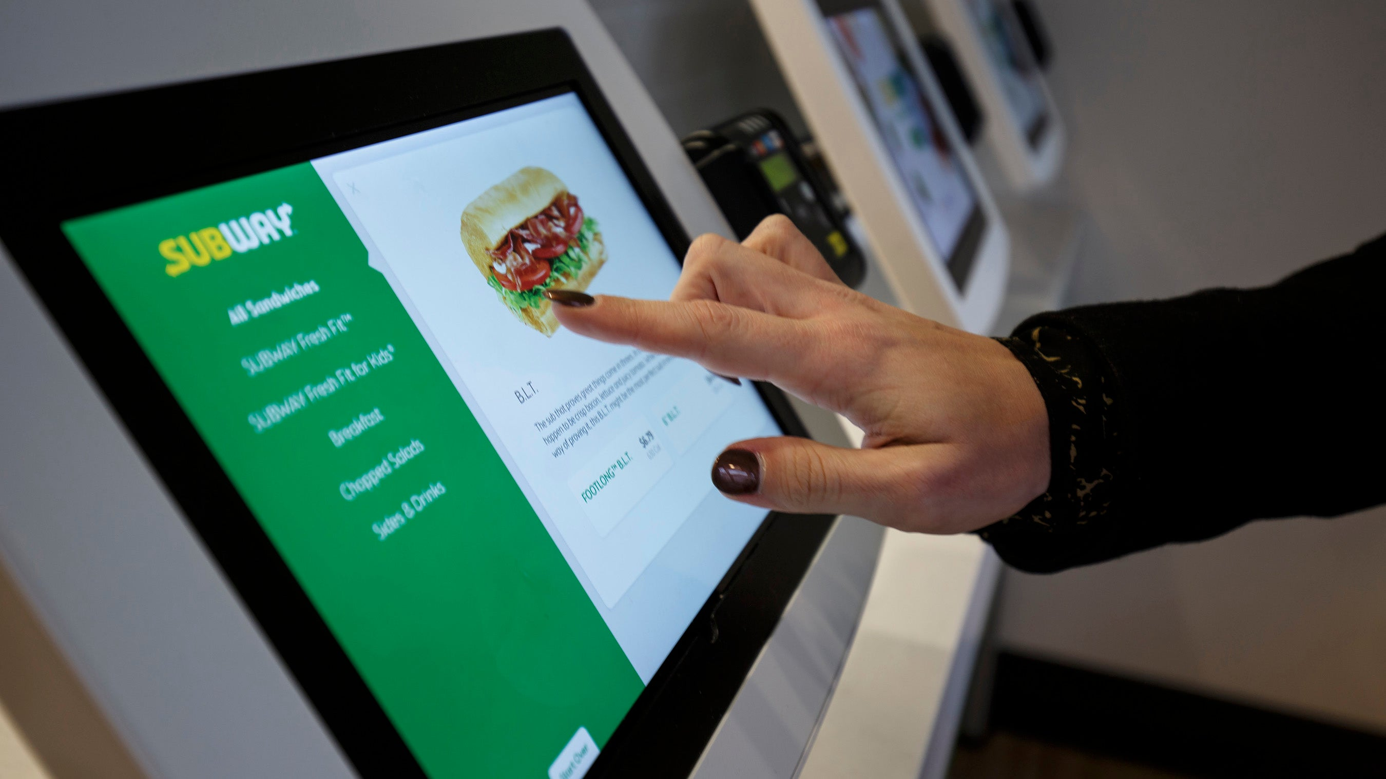 Subway's High-Tech Redesign Is Bad And Wrong