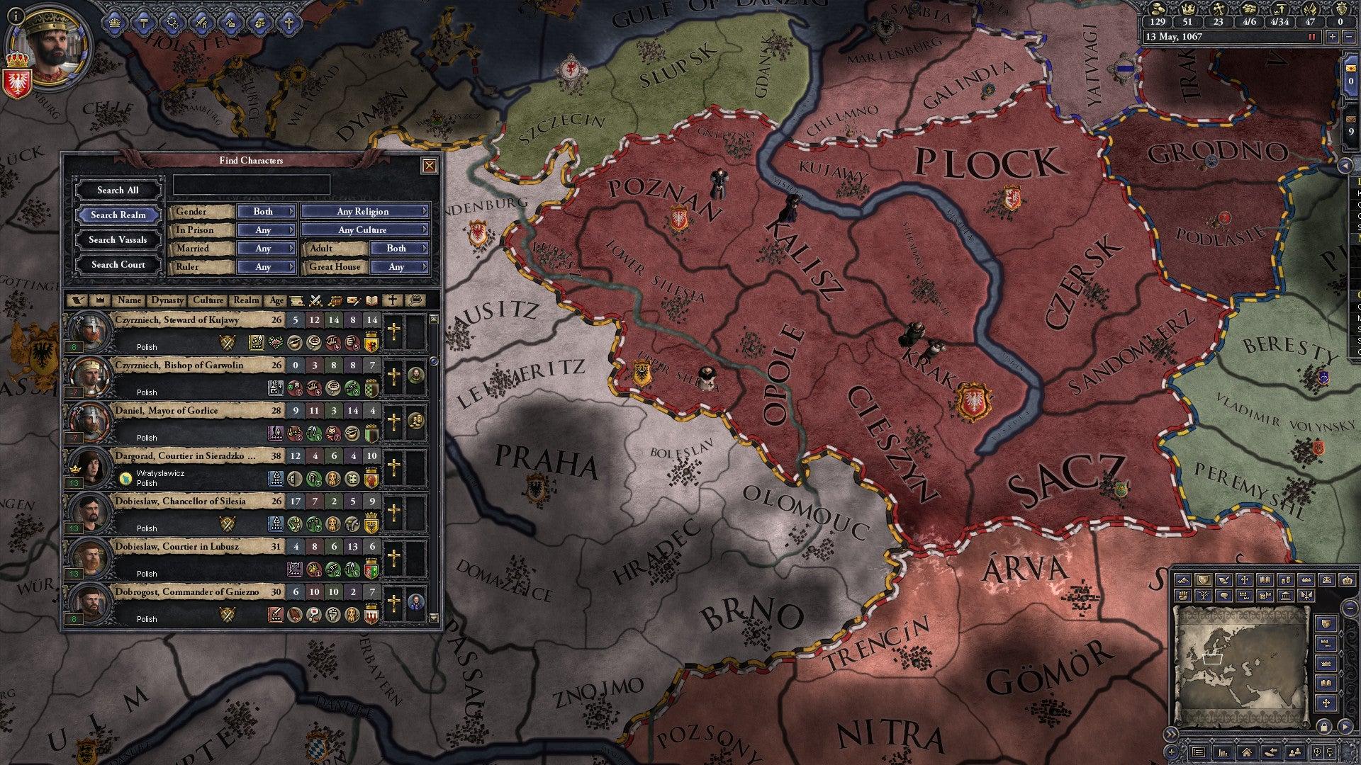 Some Ways To Make Crusader Kings 2 Less Intimidating