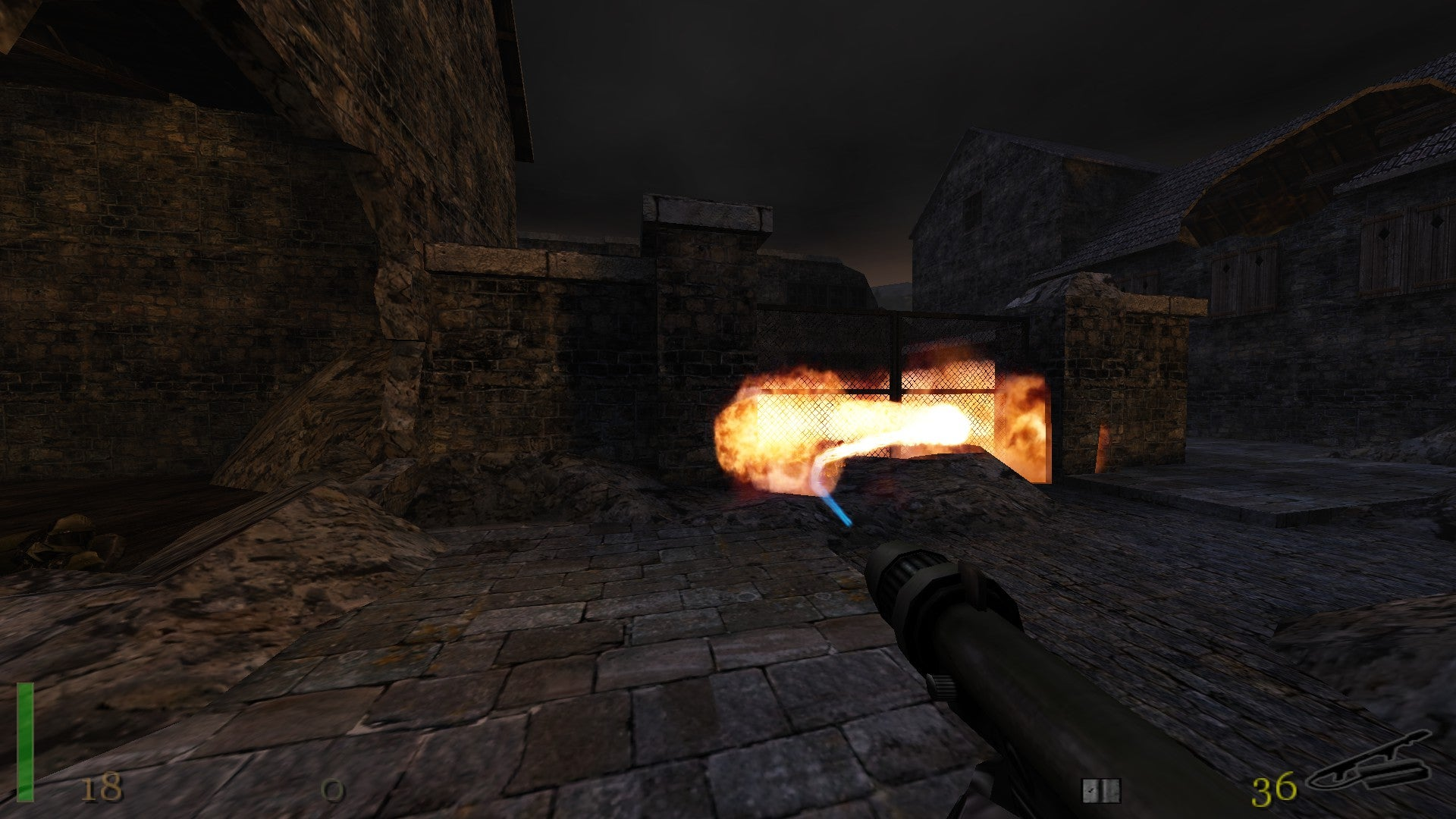 The Best Video Game Flamethrowers