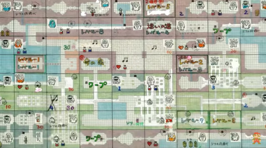 The Legend Of Zelda Was Planned On These Sheets Of Paper