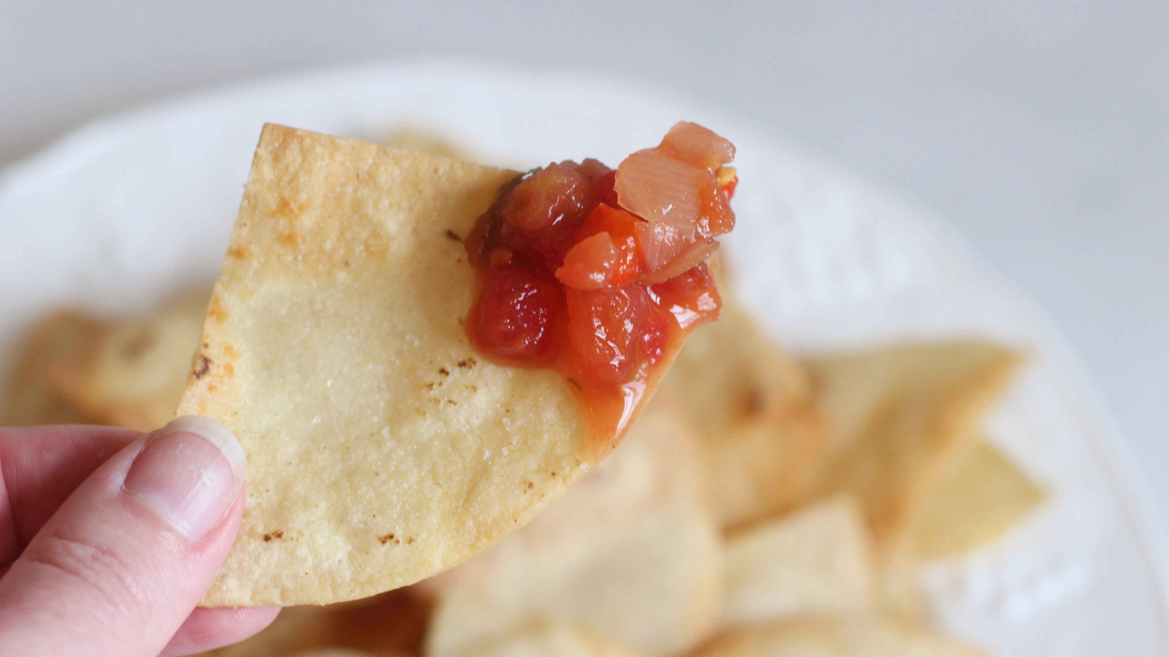 How To Make The Crispiest Tortilla Chips