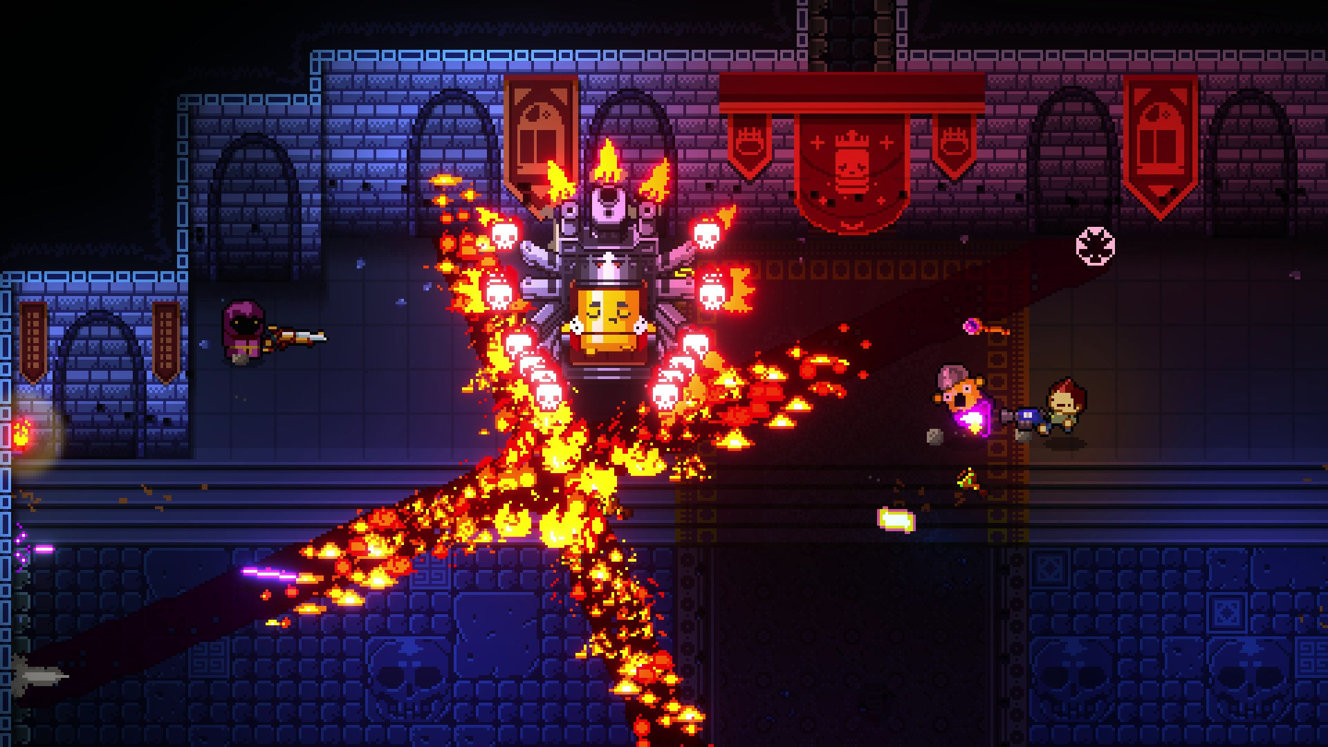 Steam's Latest Hit, Enter The Gungeon, Kicks A Lot Of Arse