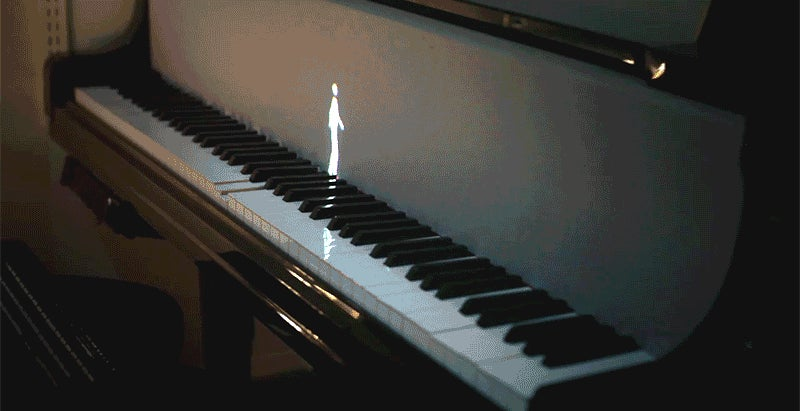 Watch Stick Figures Dance Across an Interactive Piano Like They're Playing it