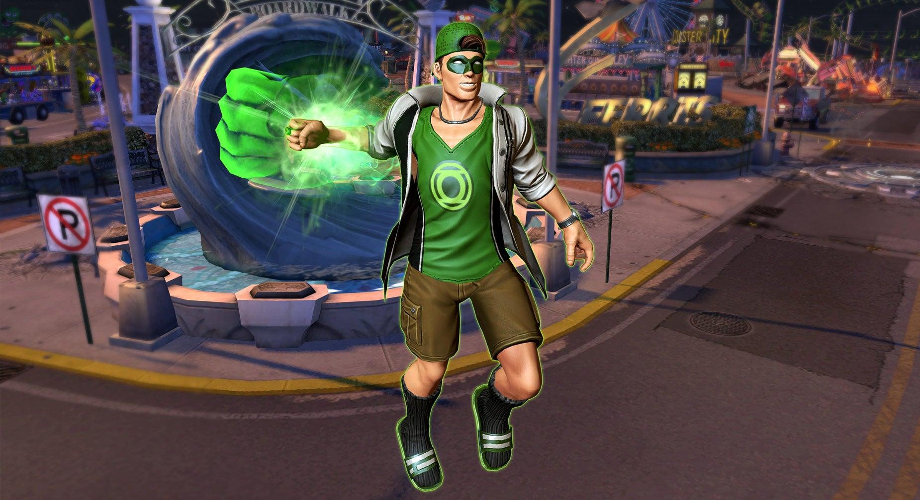 Do You Even Green Lantern, Bro? No.