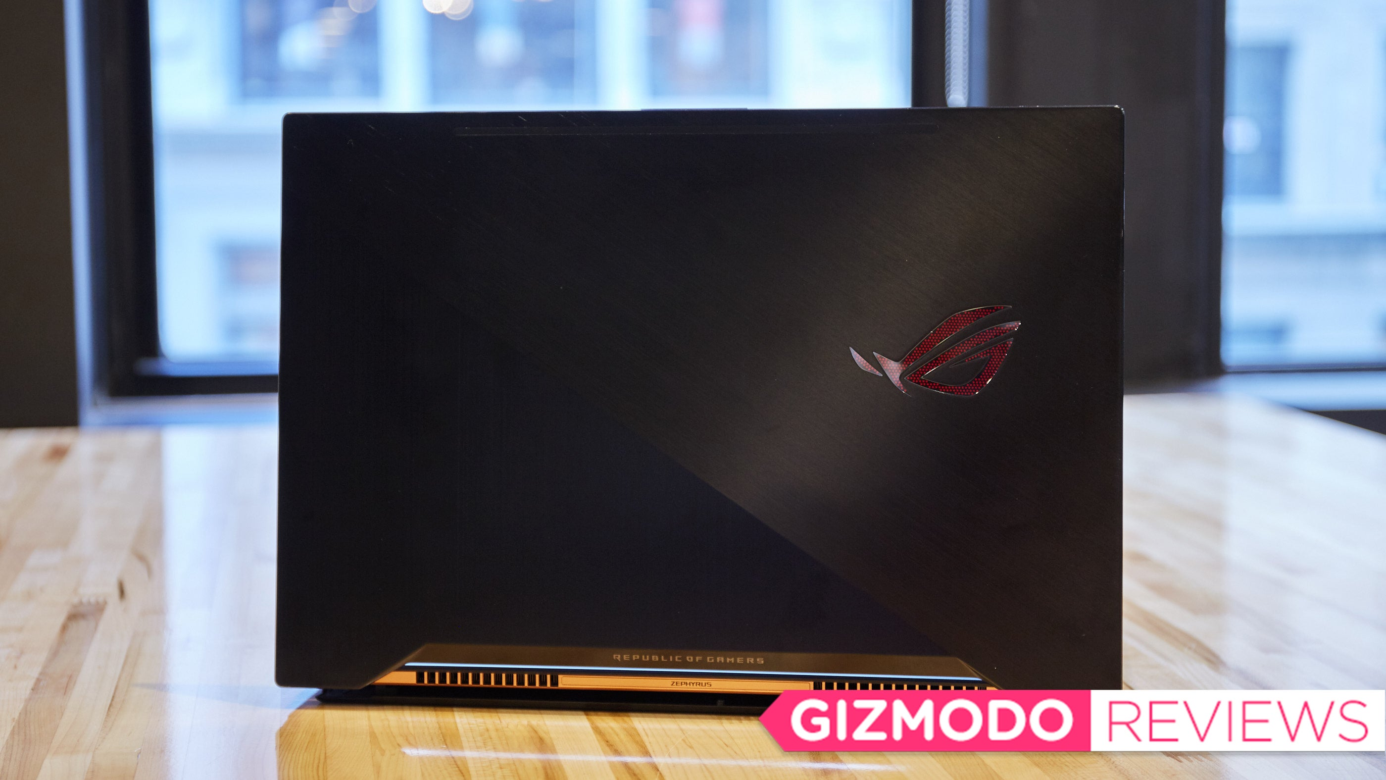 Asus Zephyrus Review: Has The Age Of Powerful And Convenient Gaming Laptops Finally Arrived?