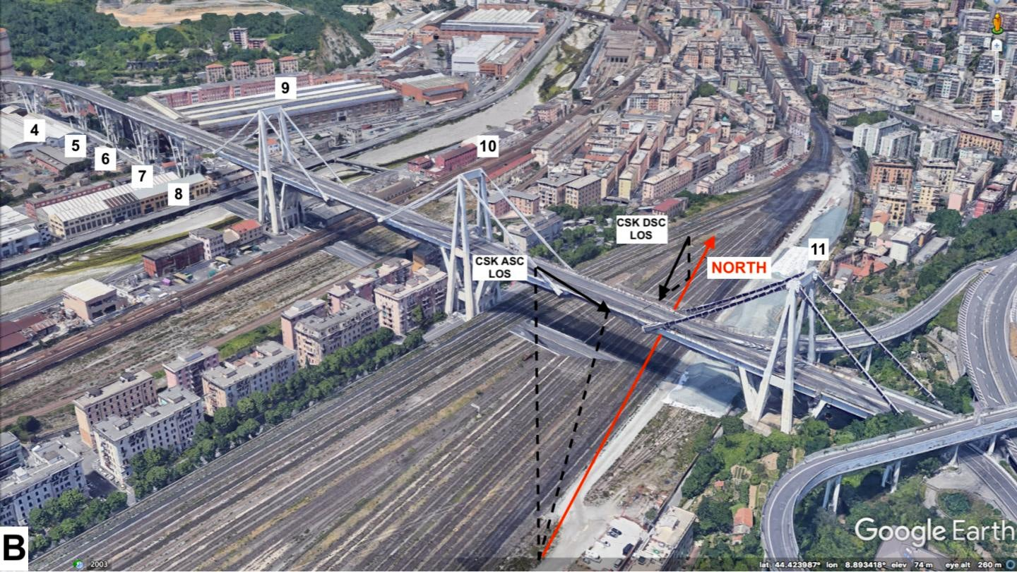 Satellite Imagery Can Now Be Used To Predict When Bridges Might Collapse