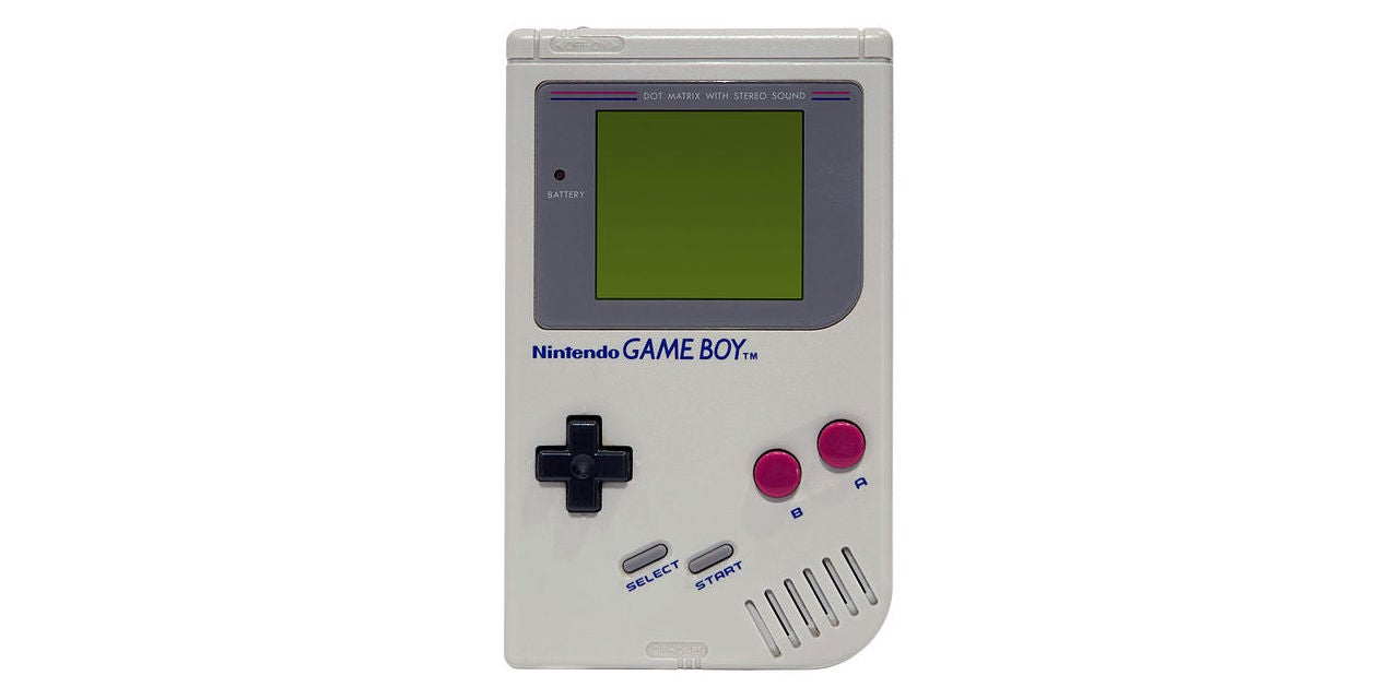The Game Boy Turns 25