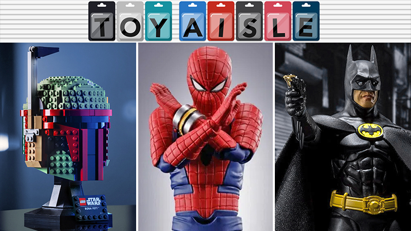 The Emissary Of Hell, Spider-Man, Is The Showiest Toy Of The Week