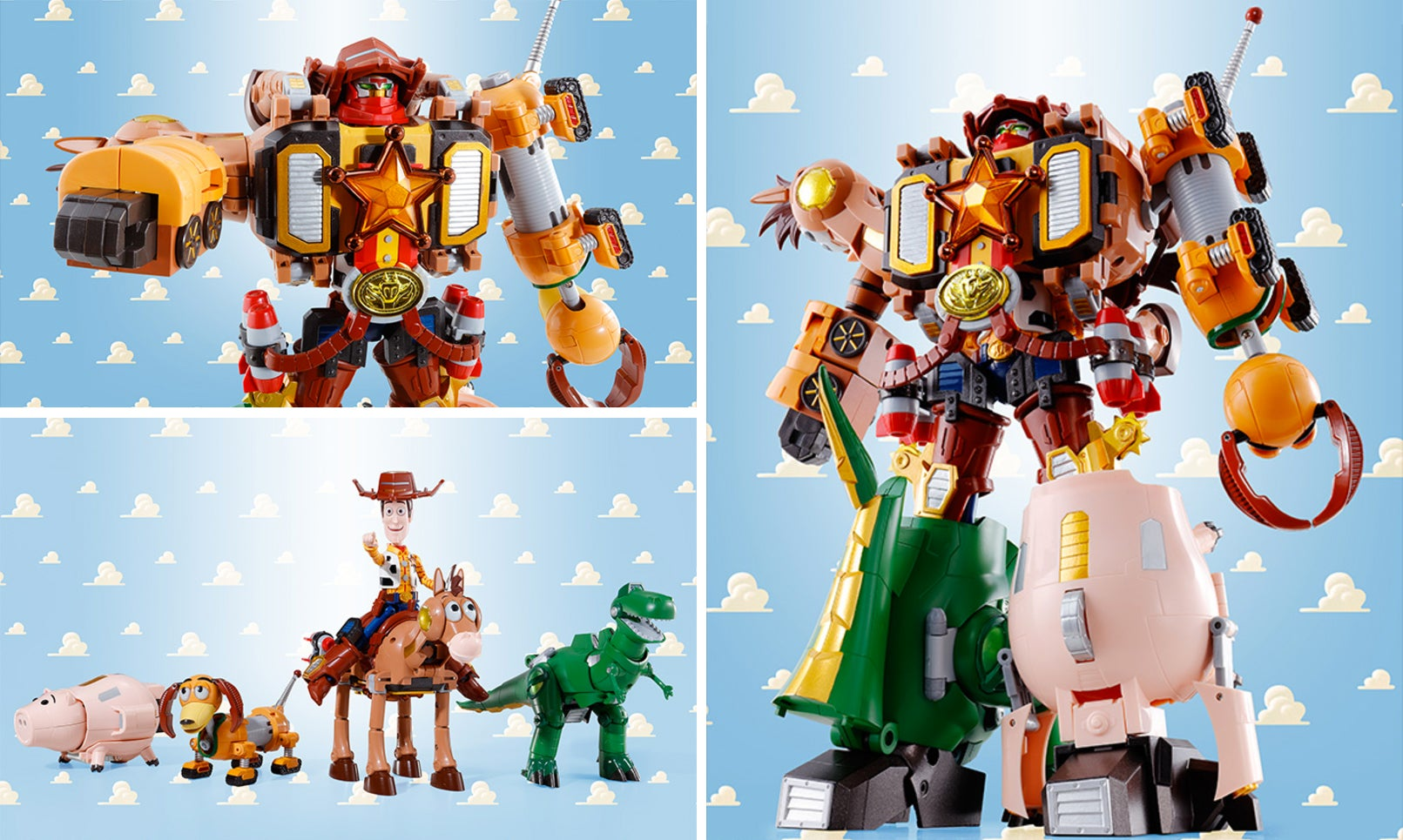 This Toy StoryVoltron Might Be Cooler Than The Original Voltron