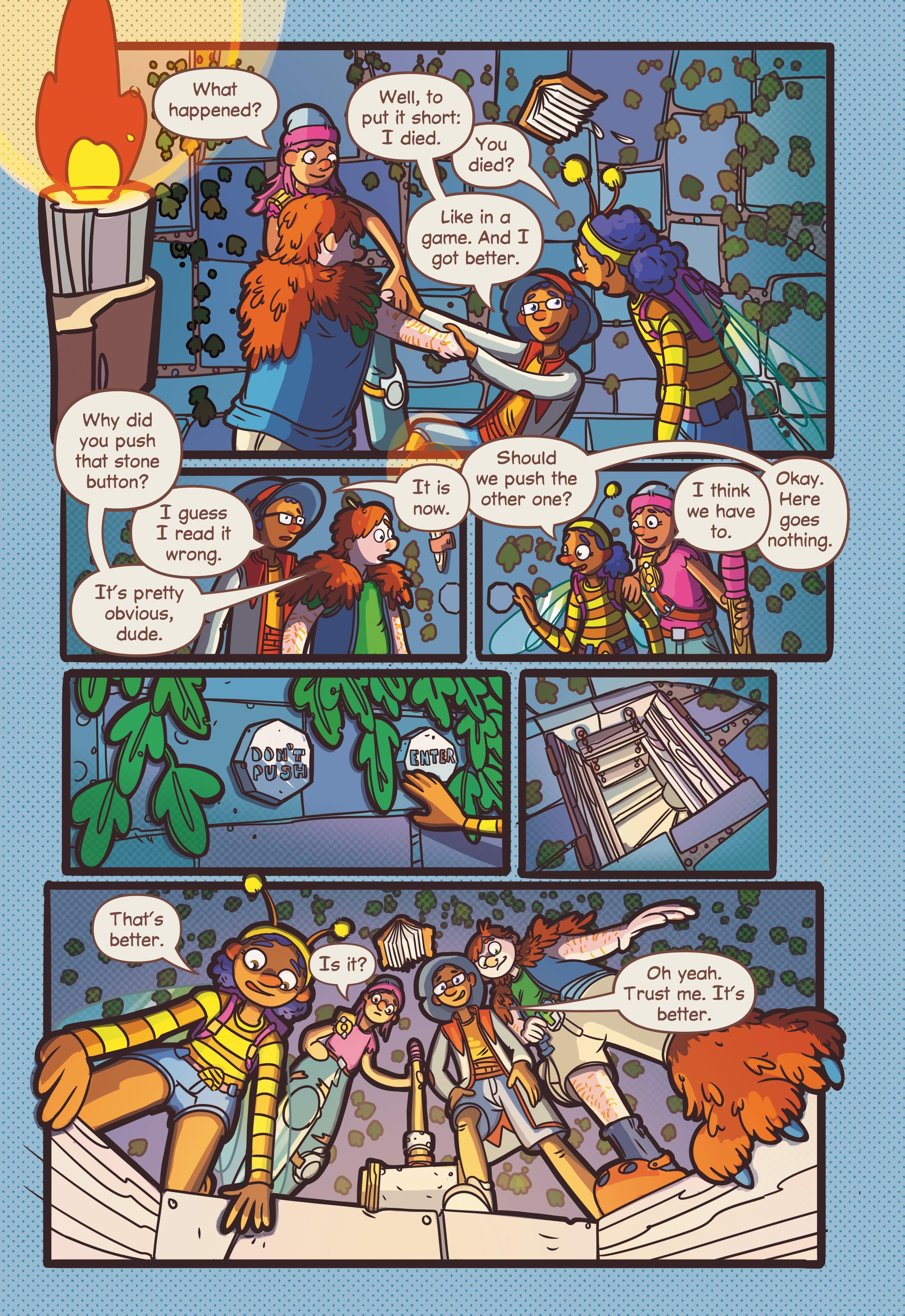 Illustration: Dustin Hansen, DC Comics