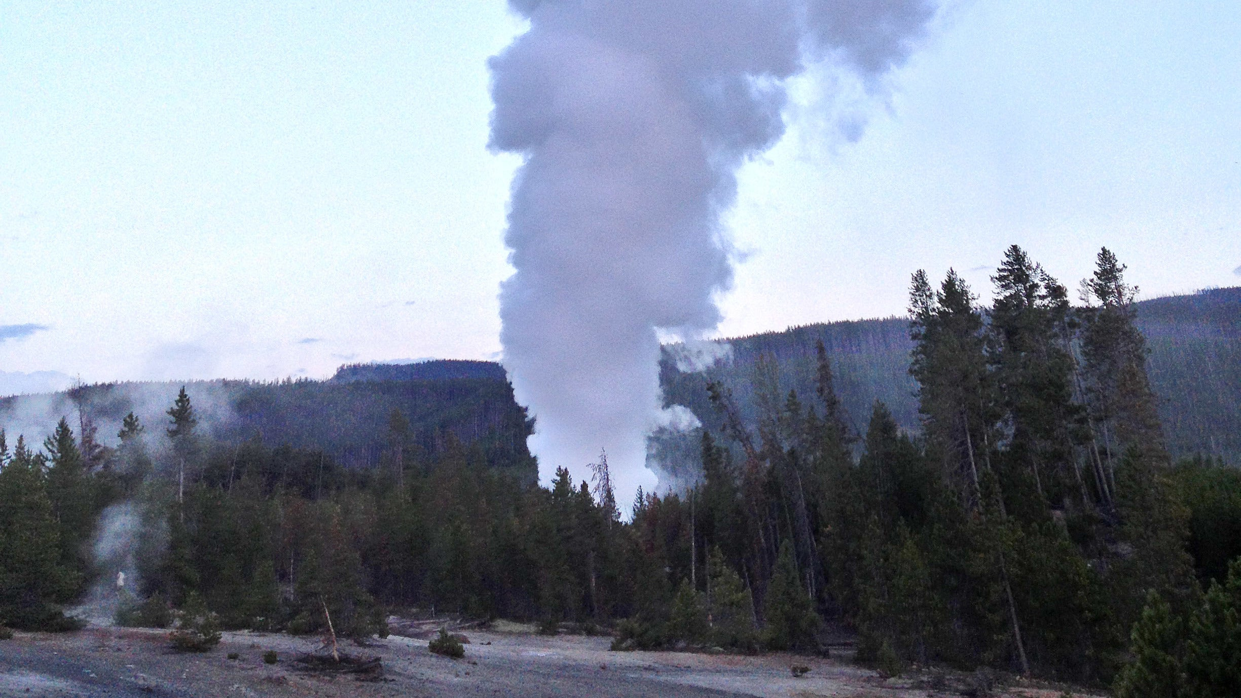 The World's Largest Active Geyser In Yellowstone Keeps Going Off, But It Isn't A Sign Of Imminent Doom