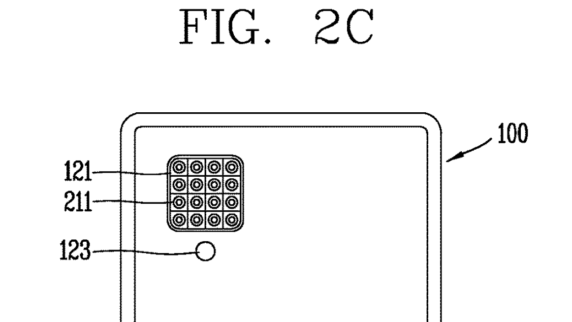 LG's Dreaming Big In Its Patent For A 16-Camera Device