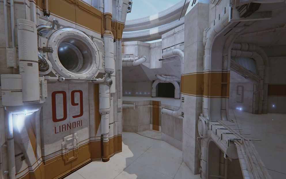 Watch Sketches Turn Into An Unreal Tournament Map