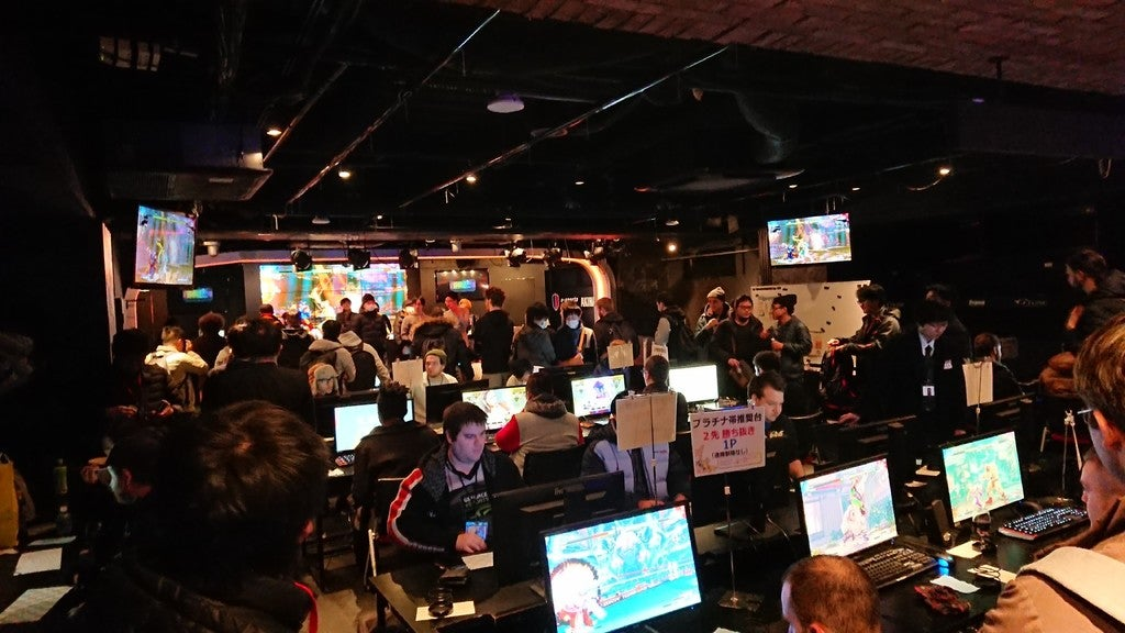 Tracking The Fighting Game Community's 'Minor Leagues'