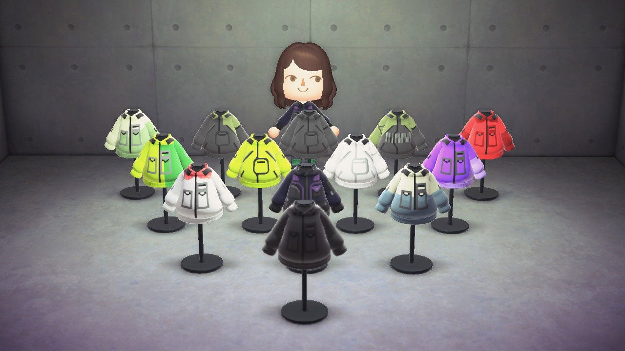 Animal Crossing Is Letting Me Wear $1000 Jackets I Could Never Afford