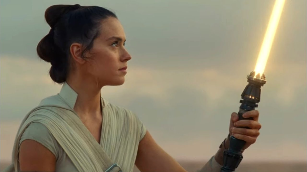 This Star Wars: The Rise Of Skywalker Concept Art Shows The Inner Workings Of Rey's Cool Lightsaber