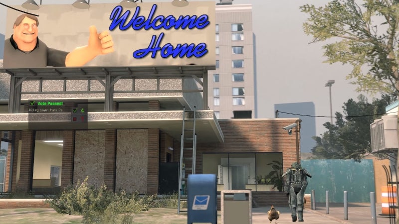 Fallout 4, Reimagined In Counter-Strike
