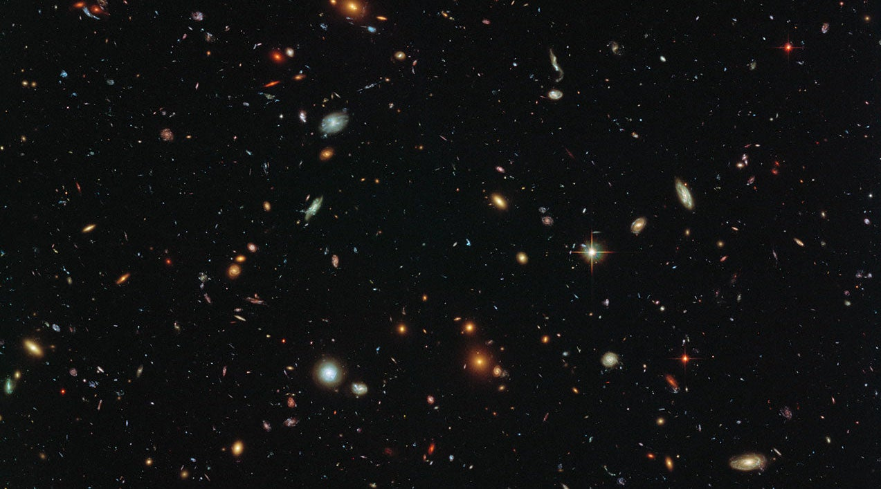 This Incredibly Deep Space View Could Solve One of the Mysteries of Our Universe