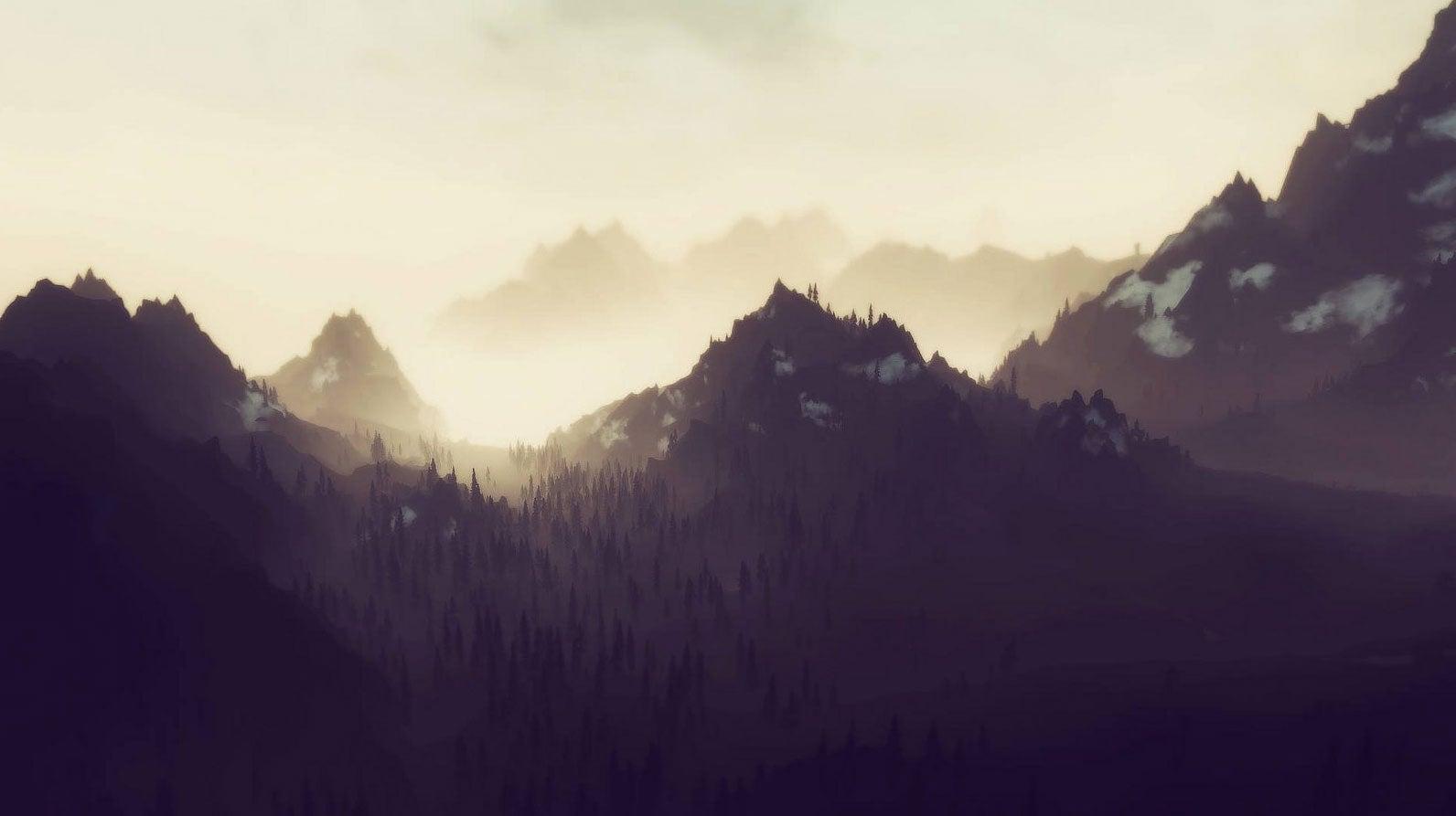 Beautiful Skyrim Photos Look Like Postcards