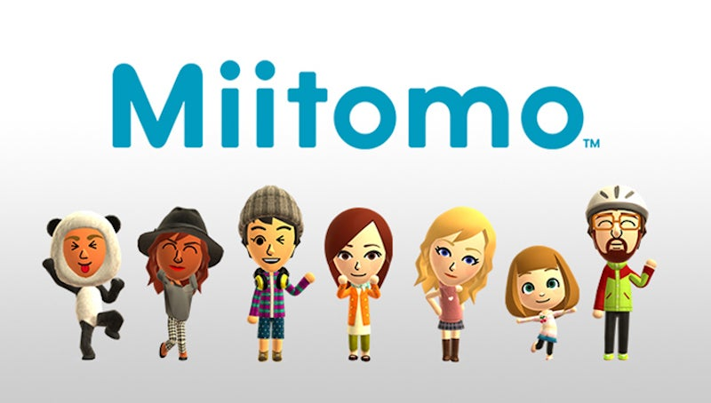 Nintendo's Miitomo Is Designed For Oversharing, Which Is Creepy