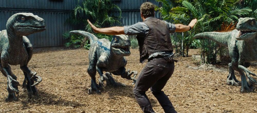Jurassic World 2Just Got A Very Intriguing Director
